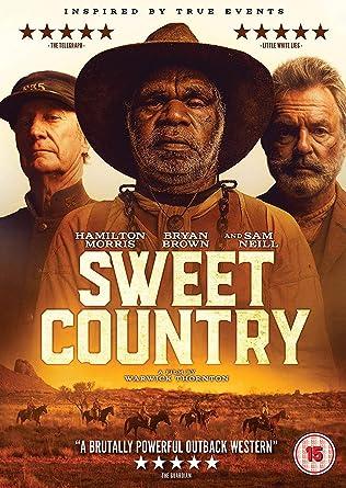 Amazon com: Sweet Country [DVD] [2018]: Movies & TV