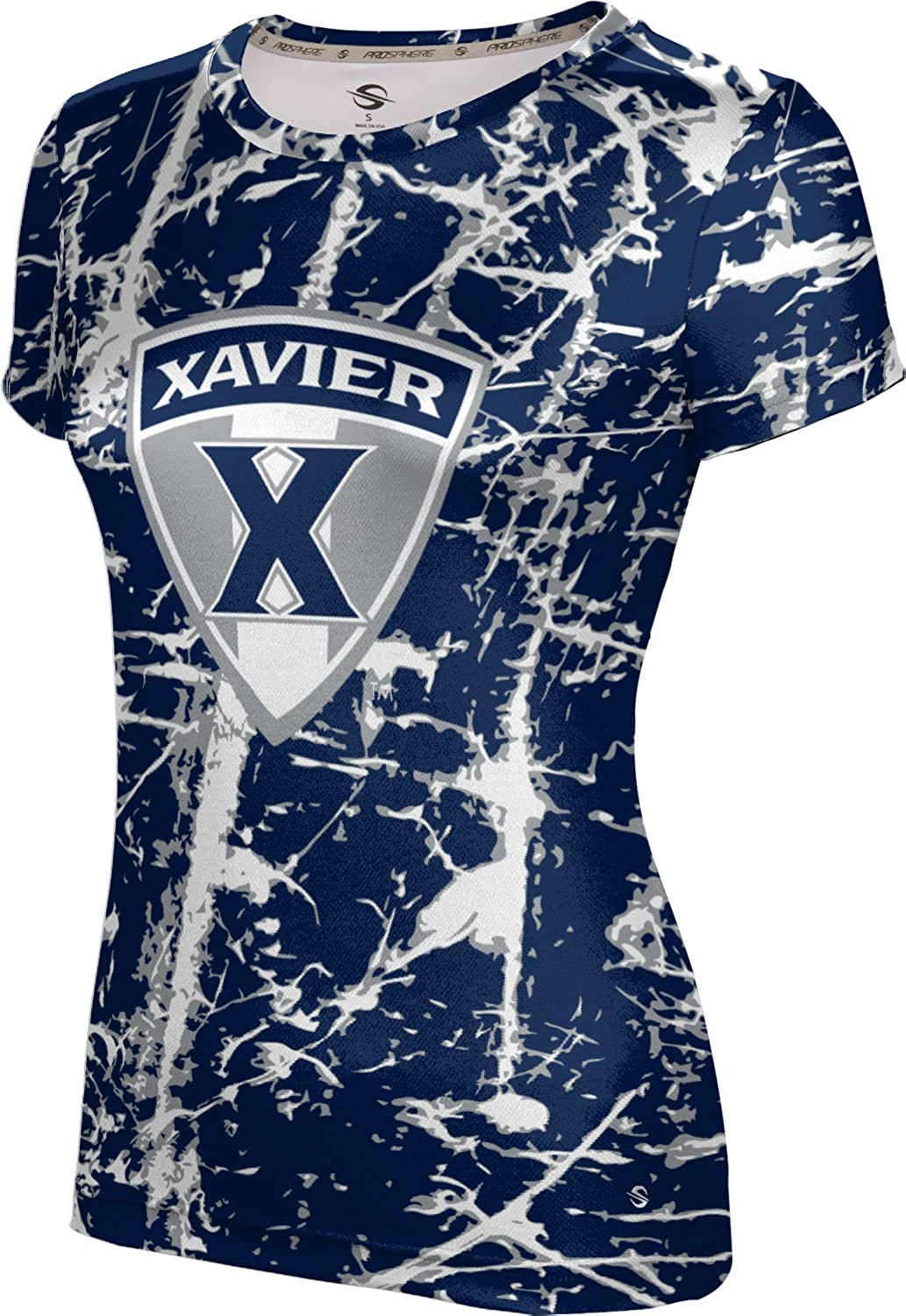 ProSphere Xavier University Boys Performance T-Shirt Distressed