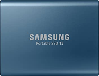 Samsung T5 500GB USB 3.1 Portable Solid State Drive