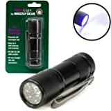 Ultra Light Blacklight Uv Flashlight - Ultraviolet Led Torch