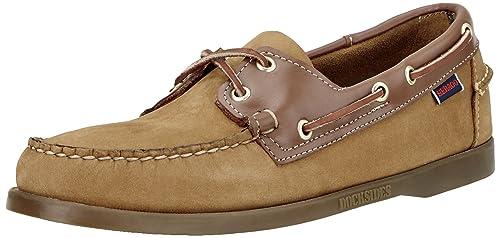 8acf174bf764 Amazon.com   Sebago Men s Spinnaker Boat Shoe   Loafers   Slip-Ons