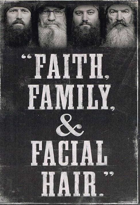 Amazon duck dynasty faith family and facial hair birthday duck dynasty faith family and facial hair birthday greeting card bookmarktalkfo Choice Image