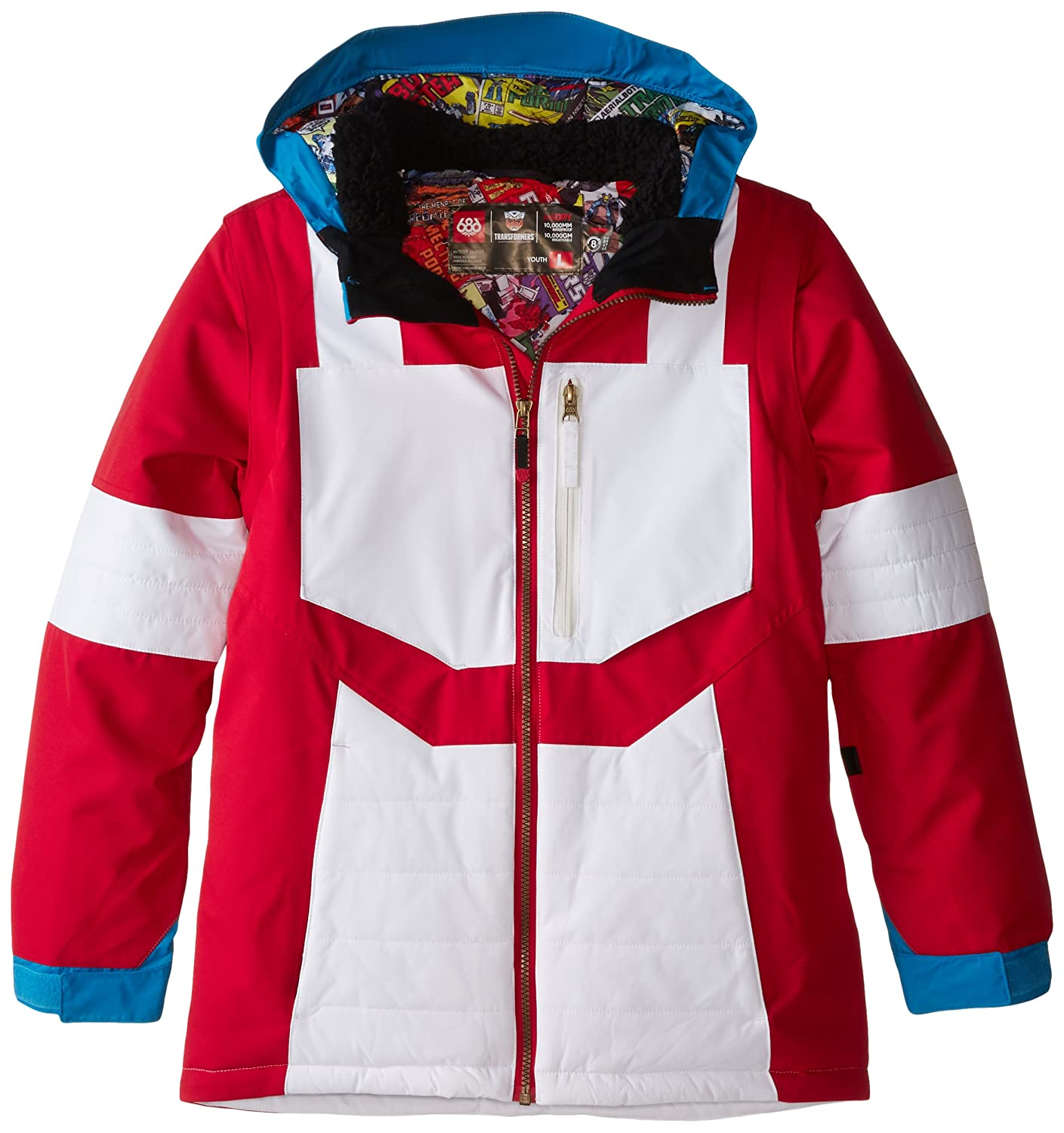 Image of 686 Boy's Transformer Autobot Jacket Jackets