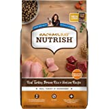 Rachael Ray Nutrish Dry Dog Food, Turkey, Brown Rice & Venison Recipe for Weight Management (Packaging May Vary)