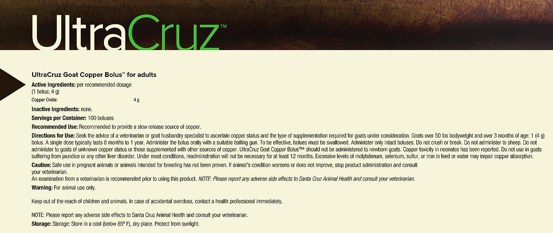 Amazon Copper Ultracruz Goat Guns Bolus Wwwmiifotoscom