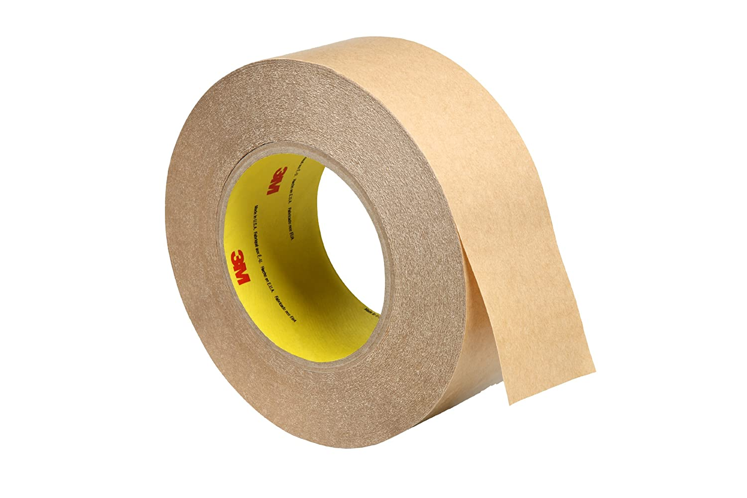 3M Double Coated Tape 9576 Clear Kut, 2 in x 60 yd 4.0 mil (Pack of 12) by 3M B000V4P9QK