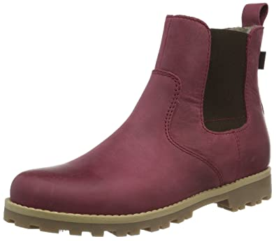 Chaussures Froddo rouge bordeaux fille 5FhxKFObyQ