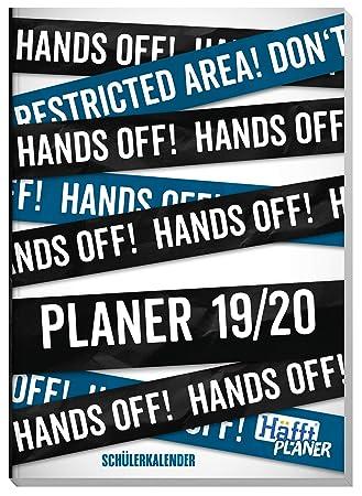 Häfft Planer 2019/2020 - Agenda (formato A5, con texto en ...