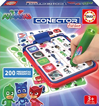 PJ Masks - Conector Junior (Educa Borrás 17436)