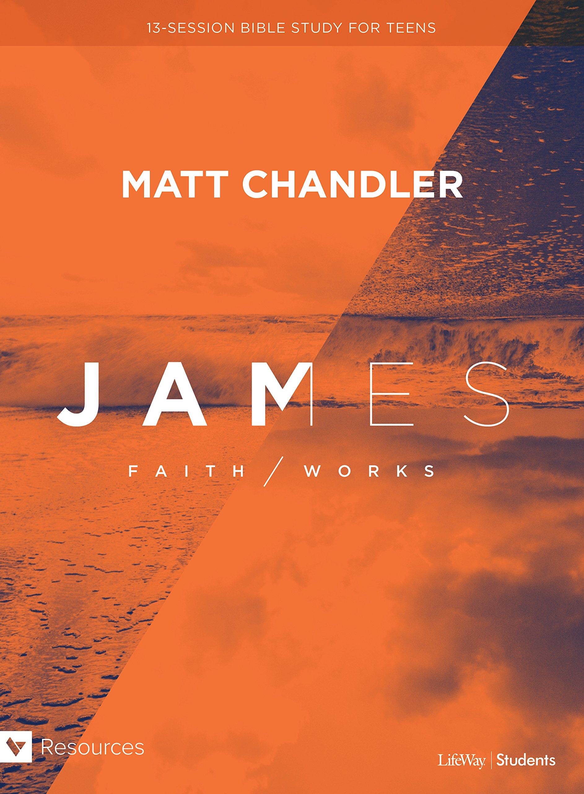 Image result for book of james for youth matt chandler
