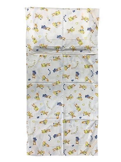 Saco dormir Guardería Verano Conejos Coccole Azul 2 – 6 años