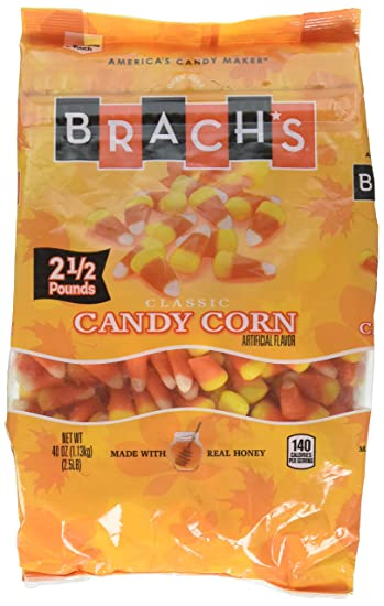 Amazon Com Halloween Candy Brach S Candy Corn 2 5lb Bag