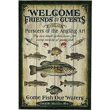 Amazon.com: Rivers Edge Productos Pesca de bienvenida ...