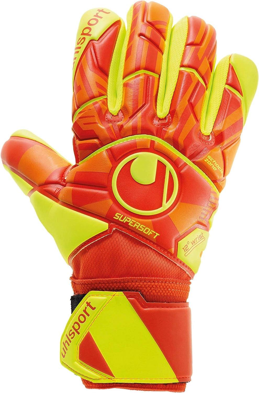 uhlsport Dynamic Impulse shipfree Supersoft Goalkeeper Gloves HN Regular store