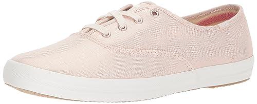 12ecebf288129 Keds Women s Champion Metallic Linen Sneakers  Amazon.ca  Shoes ...