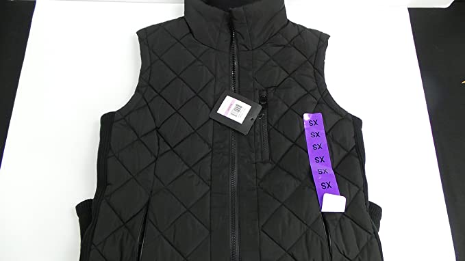 e6b571f8957 Andrew Marc Ladies  Quilted Vest X-Small at Amazon Women s Coats Shop