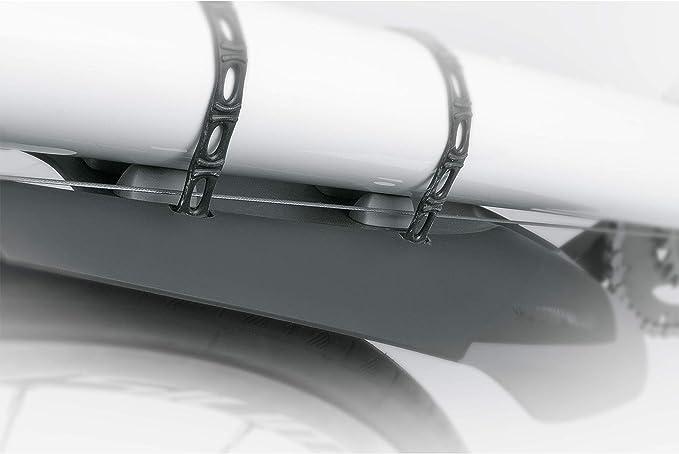 SKS X-Board Dark Tube Fender noir mat