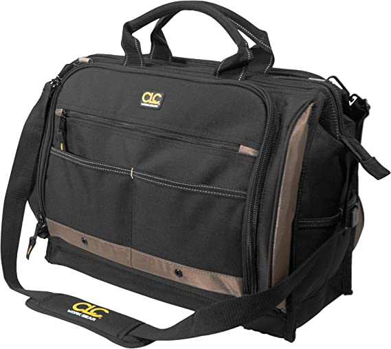 CLC Custom LeatherCraft 1539 50-Pocket Tool Bag