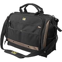Custom LeatherCraft 1539 Multi-Compartment 50 Pocket Tool Bag