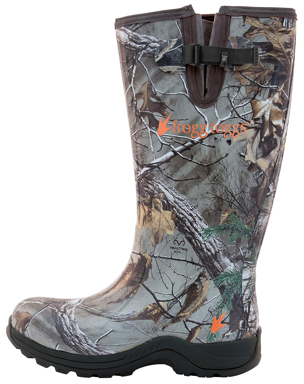 Frogg Toggs Grand Prairie Muddブーツ B01MXLHFTA Size 10|リアルツリーエクストラ(realtree Xtra) リアルツリーエクストラ(realtree Xtra) Size 10
