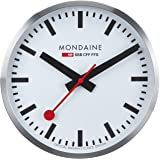 MONDAINE (モンディーン) 掛け時計 ウォールクロック 40cm A994.CLOCK.16SBB