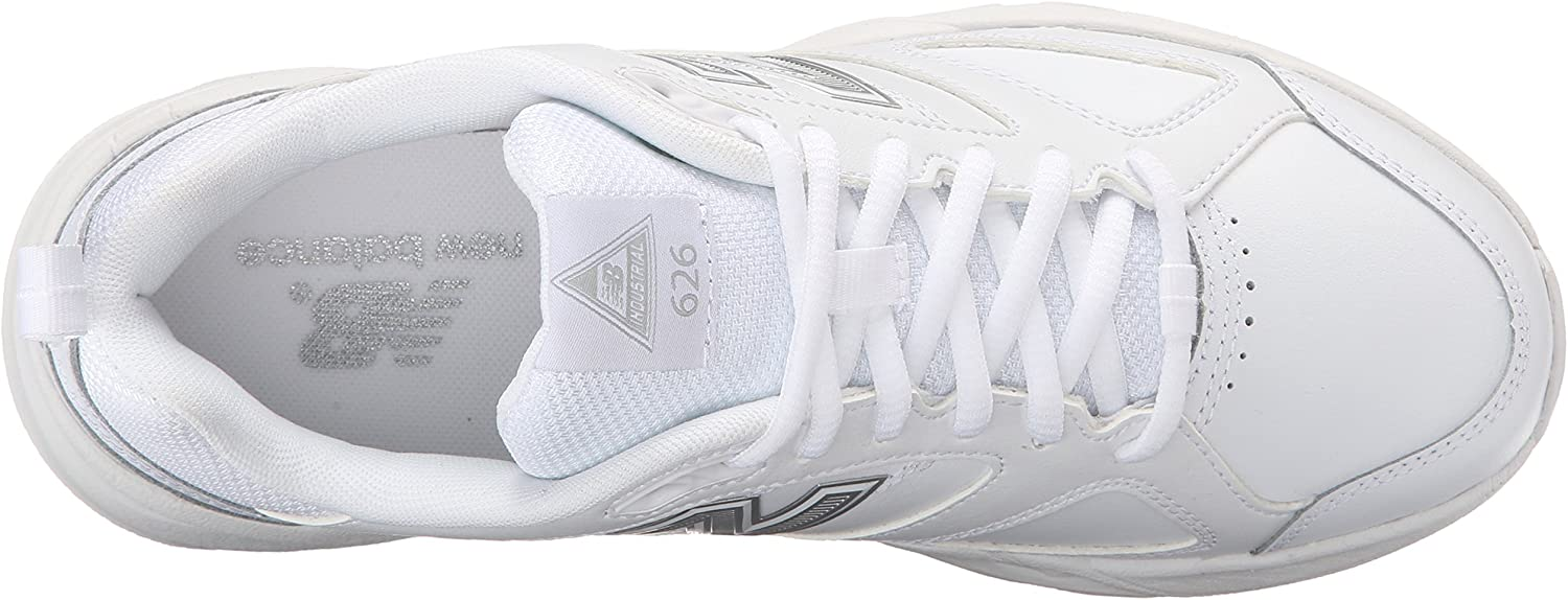 New Balance Women's WID626V2 Training Work Shoe White