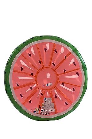 JILONG 37346 - Flotador Hinchable de rodaja de sandía Slice Island: Amazon.es: Juguetes y juegos