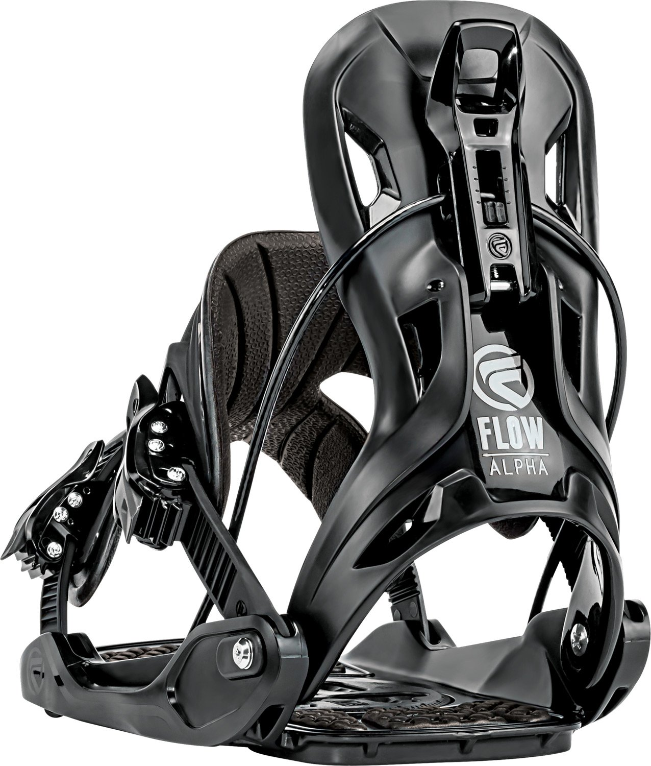 Flow Alpha Snowboard Bindings 2018 Men's