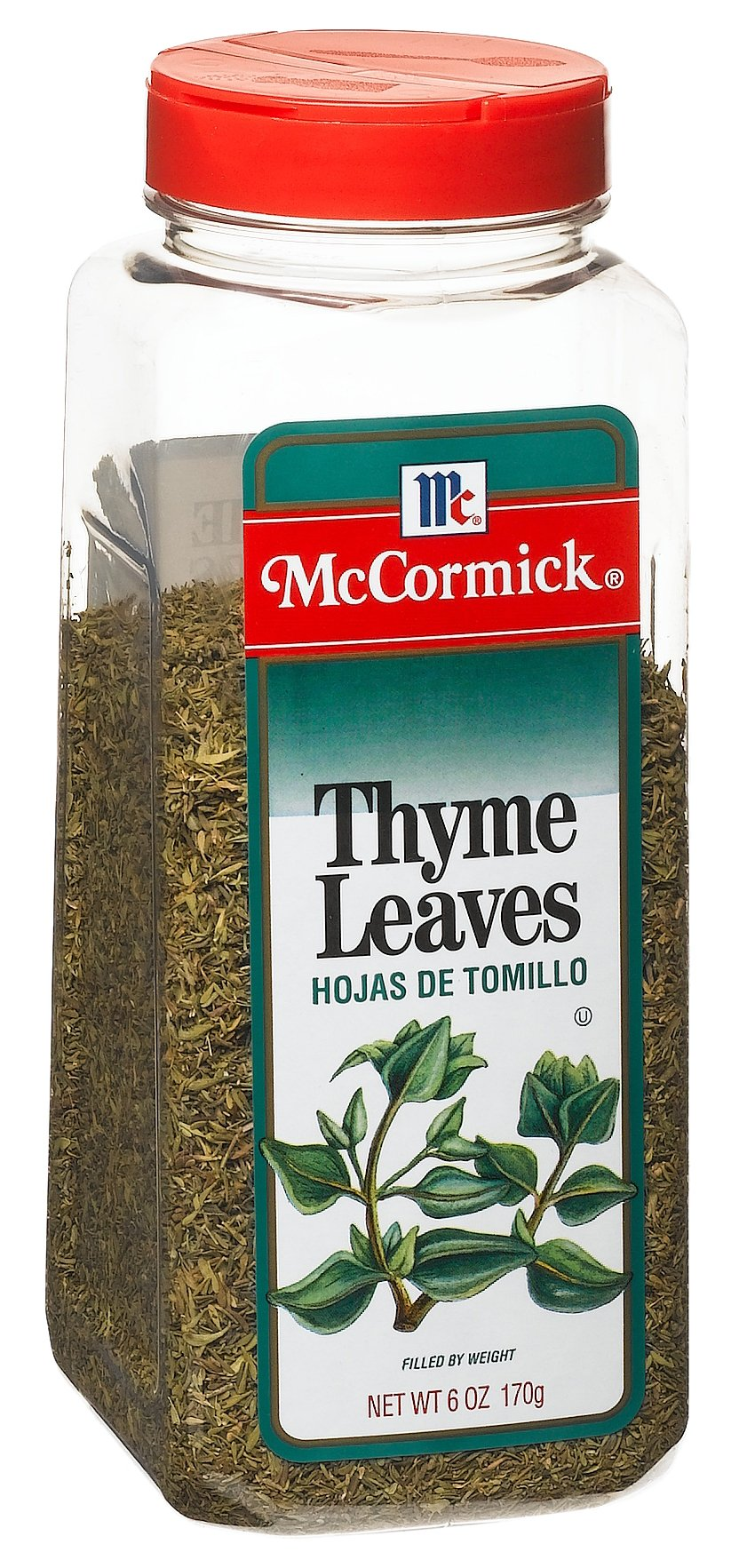 McCormick Thyme Leaves, 6-Ounce Units (Pack of 3)