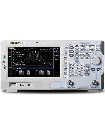 KKmoon Analizador de espectro USB LTDZ 35-4400M Fuente de se/ñal de espectro con m/ódulo de fuente de seguimiento Herramienta de an/álisis de dominio de frecuencia de RF