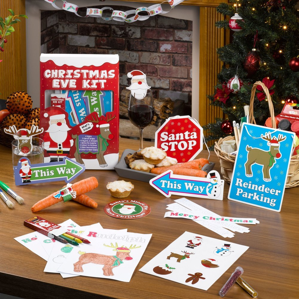 Christmas Eve Activities.Pre Order Children S Christmas Eve Kit By Christmas Craft