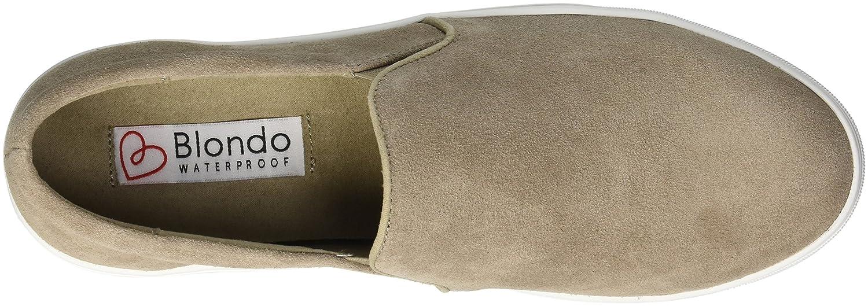 Blondo Women's Gracie Waterproof Sneaker Suede B079FYY38F 6 B(M) US|Mushroom Suede Sneaker 33b77d