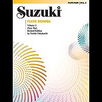 Suzuki Flute School - Volume 1: Flute Part book cover