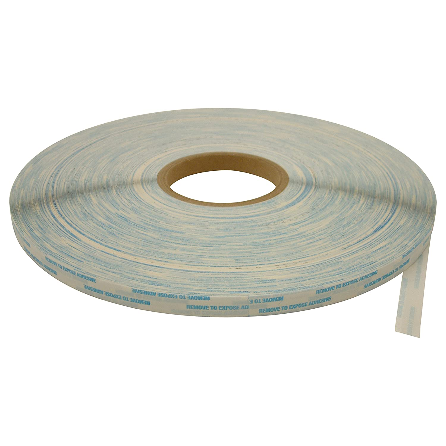 Ludlow M-Tak HI/LO Double Coated Removable/Permanent Tape: 1/2 in. x 433-1/3 yds. (Natural) by Ludlow B006VZBCIM