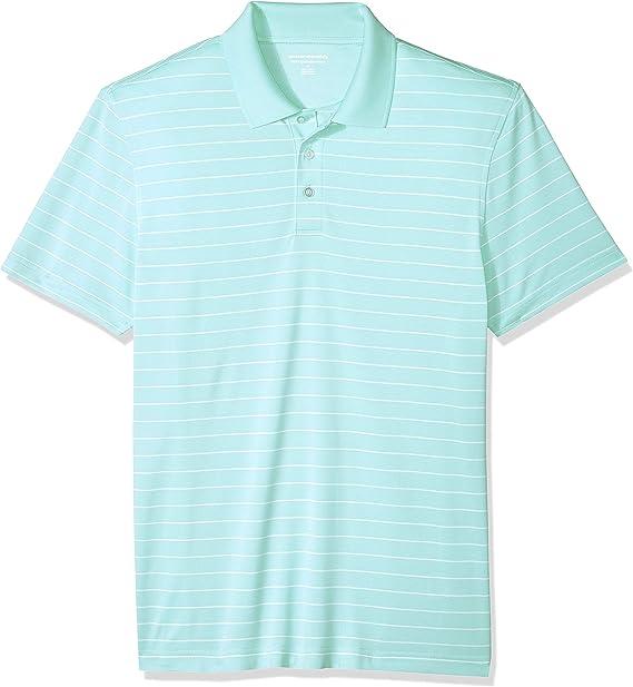 Amazon Essentials - Polo de golf de corte entallado y secado ...