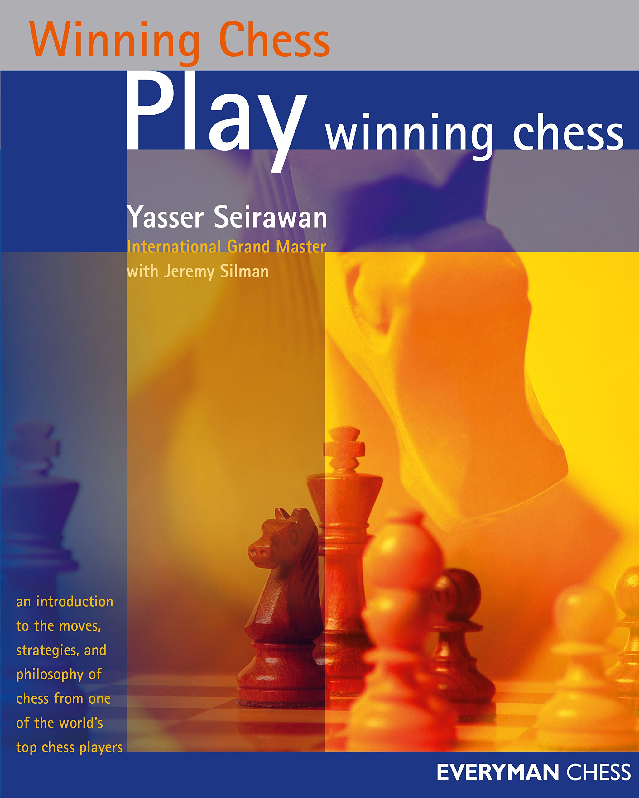 Play winning chess yasser seirawan 9781857443318 amazon books fandeluxe Choice Image