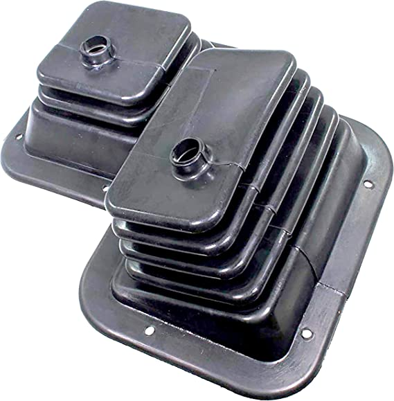 "Dana 300 transfer case shifter shift knob BLACK 1980-1986 CJ Jeep 3//8/""-16 thread"