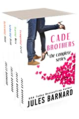 Cade Brothers: The Complete Series (English Edition) eBook Kindle