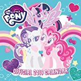 My Little Pony Official 2019 Calendar - Square Wall Calendar Format