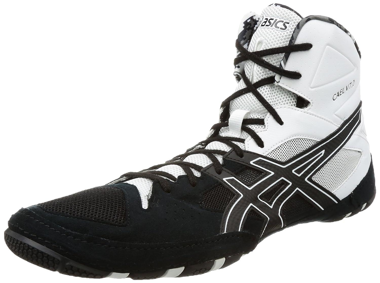[アシックス] レスリングシューズ CAEL V 7.0  (現行モデル) B06XH3HGZ2 29.0 cm ブラック/オニキス/ホワイト