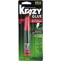 Krazy Glue All Purpose Precision Control Pen, Super Glue, 4 Grams (KG82948MR), Clear