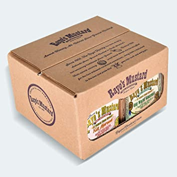 Rayes Celebrity Choice - Paquete de regalo de mostaza ...
