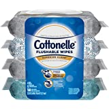 Cottonelle Freshcare Flushable Cleansing Cloths
