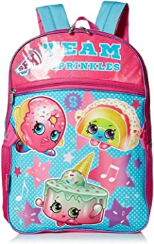 """5419 SHOPKINS 12/"""" Toddler Back Pack with Storage//Shopkins-NEW"""