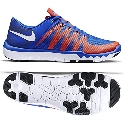 nike free trainer 5.0 v6 amp florida gators
