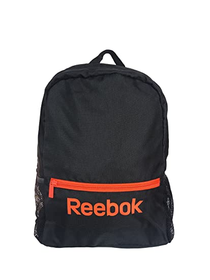 Reebok Black/Red Casual Backpack (BC4175): Amazon.in: Bags, Wallets &  Luggage