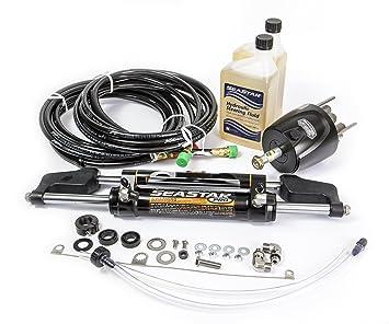 SeaStar HK75xxA-3 PRO 2 0 Hydraulic Kit Kevlar Reinforced (Hoses Included)