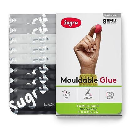 Amazon.com: Pegamento moldeable Sugru, seguro para la ...