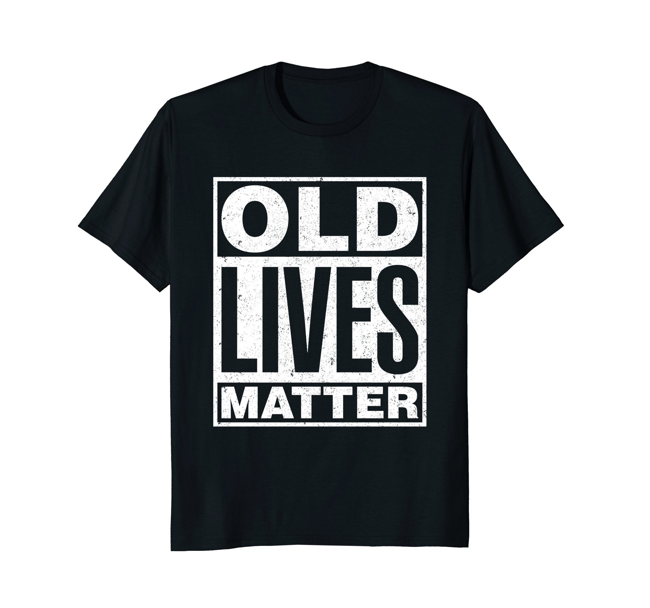 Old Lives Matter Funny Birthday Gift Shirt For Men, Women by Old Lives Matter Gift T Shirts (Image #1)