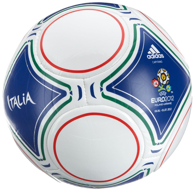 adidas X10768 Euro Capitano - Balón de fútbol, diseño de Italia ...